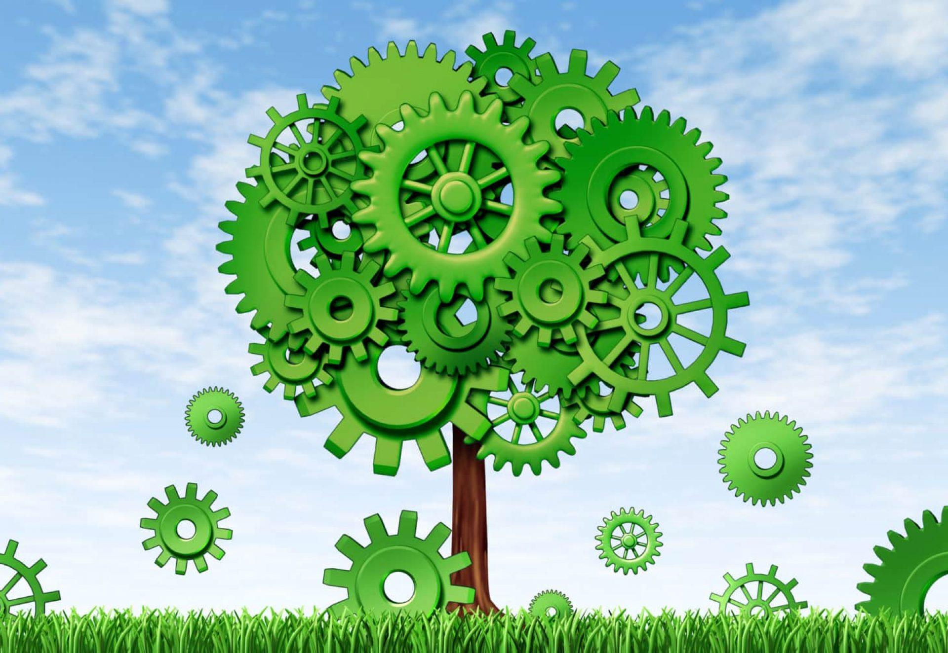 arbre productif