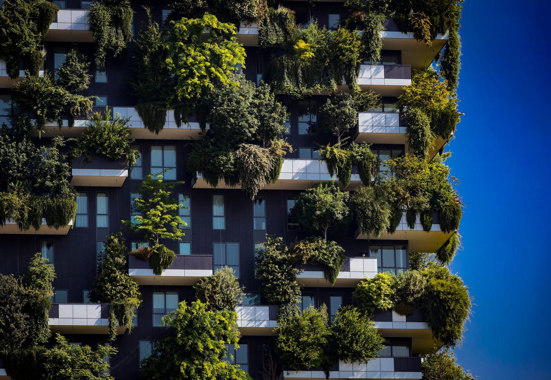 Milan,,Italy,-,6,June,2018:,Bosco,Verticale.two,Modern,Buildings