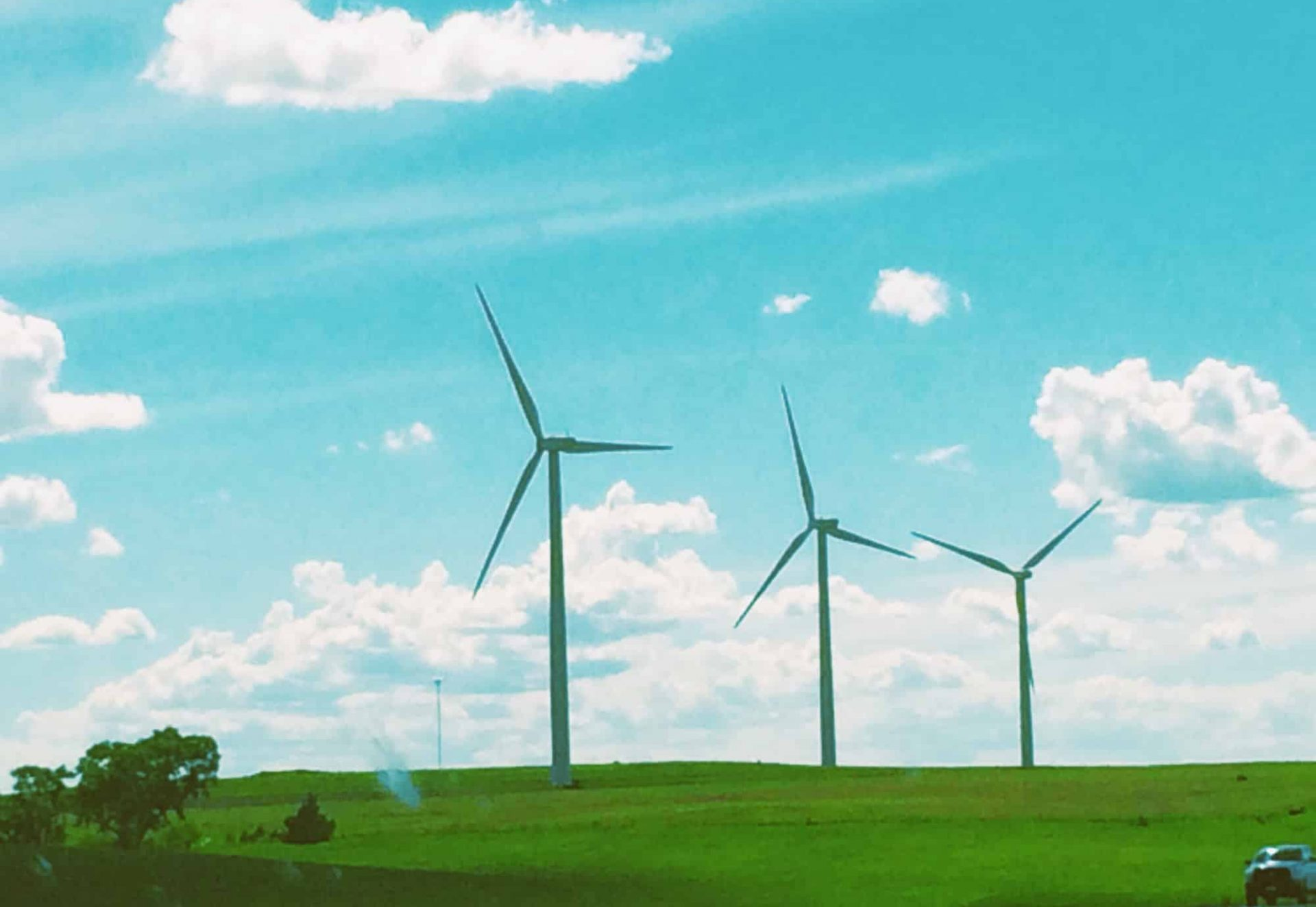 Sustainable energy from windmill